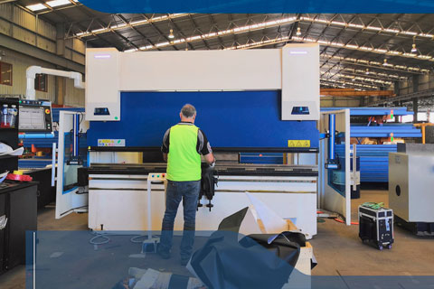 Instalación de Maquinas CNC en Córdoba Argentina