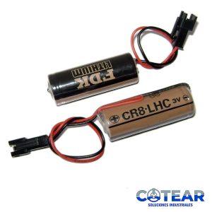 Batería CNC Fanuc cod. A98L-0031-0012